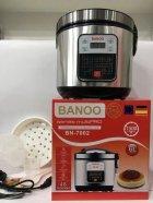 Мультиварка пароварка йогуртница Banoo 6 литров медленноварка 1500 Вт лучшая домашняя мощная помощница на кухне BN7002S - изображение 8