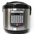 Мультиварка пароварка Crownberg 5 литров медленноварка 860 Вт лучшая домашняя мощная помощница на кухне CB5524S - изображение 1