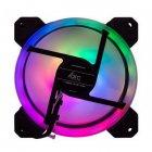 Вентилятор Tecware ARC Spectrum F3 Starter Kit (TW-ARC-F3-SK4), 120x120x25мм, 3-pin, черный с белым - изображение 2