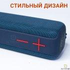 Портативная колонка Hopestar P15 Original переносная Bluetooth с влагозащитой IPX7 - Встроенный микрофон + функция TWS и громкой связи для компьютера, планшета, телефона - Беспроводная музыкальная акустическая блютуз система (Голубой) - изображение 13
