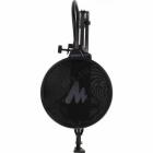 Мікрофон конденсаторний Maono AU-PM421 зі стійкою, павуком та поп-фільтром + USB і вітрозахист Чорний - зображення 2