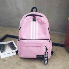 Женский рюкзак TRAVEL розовый большой - изображение 2