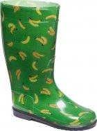 Резиновые сапоги OLDCOM Бананы на зеленом фоне 41-42 (4841347004476) - изображение 2