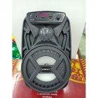 """Аккумуляторная беспроводная Bluetooth колонка Kimiso QS-3603 (6.5"""") с микрофоном и подсветкой - изображение 3"""
