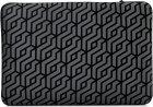 "Чехол для ноутбука HP Reversible Sleeve - Geometric 14"" Black/Silver (2TX16AA) - изображение 2"