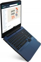 Ноутбук Lenovo IdeaPad Gaming 3 15ARH05 (82EY00GJRA) Chameleon Blue - изображение 3