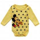 Боди Mickey Mouse Destino 56 см Желтый 7685 - изображение 1