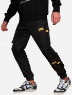 Cпортивные штаны BEZET Hype Black'20 1411 XS Черные (ROZ6400031857) - изображение 1