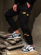Cпортивные штаны BEZET Hype Black'20 1411 XS Черные (ROZ6400031857) - изображение 3