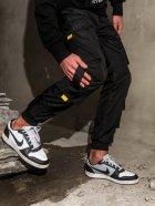 Cпортивные штаны BEZET Hype Black'20 1411 XS Черные (ROZ6400031857) - изображение 5
