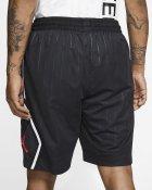 Баскетбольные шорты Jordan Jumpman Diamond Striped Short(CD4908-010) XXL Черный - изображение 3