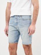 Шорты джинсовые Levi's 501 Hemmed Short Island Stream Short 36512-0102 34 (5400898330527) - изображение 1
