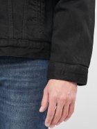 Джинсова куртка Levi's Type 3 Sherpa Trucker Berk 16365-0100 S (5400816074502) - зображення 6