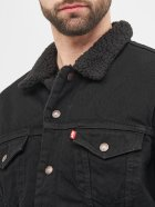 Джинсова куртка Levi's Type 3 Sherpa Trucker Berk 16365-0100 M (5400599916921) - зображення 4