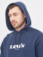 Худи Levi's T2 Relaxed Graphic Po Mv Logo Po Dress 38479-0026 L (5400898766661) - изображение 5