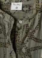 Блузка H&M 791089 38 Черная (LD2000000736259) - изображение 2