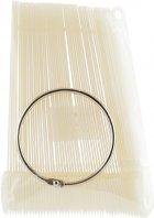 Палитра для нанесения лаков Avenir Cosmetics на кольце Молочная (2009610008947) - изображение 2