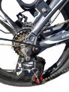 Электро Велосипед ZHENGBU F3 (Серый) - изображение 3