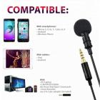 Петличный микрофон Green Audio GAM-141S для ПК/Смартфона/Камеры/Ноутбука - изображение 6