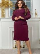 Платье Seven 644 56-58 Марсала (4821000049150) - изображение 1