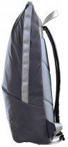 Рюкзак городской Yes Roll-top T-64 Reflective Grey унисекс 0.45 кг 27х43х14 см 19 л (557482) - изображение 3