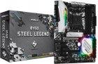 Материнська плата ASRock B450 Steel Legend (sAM4, AMD B450, PCI-Ex16) - зображення 5