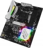 Материнська плата ASRock B450 Steel Legend (sAM4, AMD B450, PCI-Ex16) - зображення 3