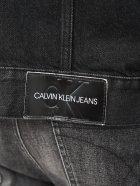 Джинсова куртка Calvin Klein Jeans Dad Denim Jacket J30J318076-1BY L Denim Black (8719853755969) - зображення 6