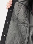 Джинсова куртка Calvin Klein Jeans Dad Denim Jacket J30J318076-1BY XL Denim Black (8719853756102) - зображення 7