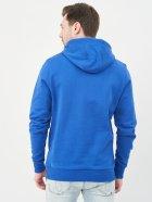 Худи Calvin Klein Jeans 10478.2 2XL (52) Голубое - изображение 2