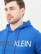 Худи Calvin Klein Jeans 10478.2 2XL (52) Голубое - изображение 4