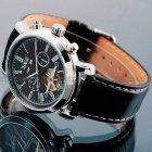Чоловічі годинники Jaragar Silver Star - зображення 6