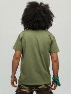 Футболка YAPPI MOL10041 L Зеленая с хаки (A2000001772294) - изображение 2