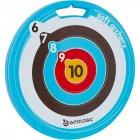 Мішень для Стрільби з Лука GEOLOGIC Пластик Синя для Стріл на Присоску - зображення 2