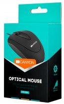 Миша Canyon CNE-CMS1 USB Black - зображення 3