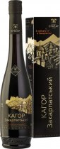 Вино Chizay Авторський Кагор червоне десертне 0.5 л 16% (4820001633276) - зображення 1