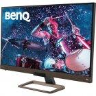 Монітор BENQ EW3280U Brown Metallic-Black (9H.LJ2LA.TBE) - зображення 2