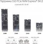Зовнішня кишеня Asus ROG Strix Arion для M.2 SSD NVMe (PCIe) — USB 3.2 Type-C (ESD-S1C/BLK/G/AS) - зображення 3