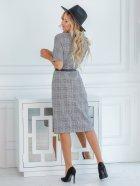 Платье New Fashion 385 42 Серое (2000000491936) - изображение 2