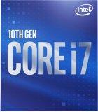 Процессор Intel Core i7-10700K 3.8GHz/16MB (BX8070110700K) s1200 BOX - изображение 3