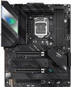 Материнская плата Asus ROG Strix Z590-F Gaming Wi-Fi (s1200, Intel Z590, PCI-Ex16) - изображение 1