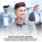 Наушники Promate Bluetooth 5 Dynamic-X5 IPX5 Black (dynamic-x5.black) - изображение 5