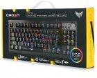 Клавіатура дротова Crown CMGK-900 USB - зображення 3