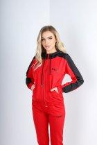 Спортивный костюм Demma 849 54-56 Красный (4821000050071_Dem2000000014081) - изображение 4