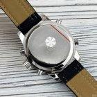 Часы наручные AMST 3022 Silver-Black Fluted Wristband - изображение 3