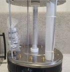 Електрошашличниця гриль на 11 шампурів з таймером і запасною колбою Помічниця - зображення 3