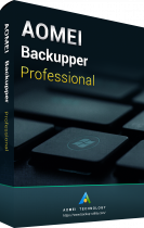 Системная утилита AOMEI Backupper Professional (2ПК), пожизненные обновления (BP-01) - изображение 1