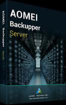 Системная утилита AOMEI Backupper Server (1 сервер), без обновлений (BS-00) - изображение 1