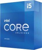 Процесор Intel Core i5-11600KF 3.9 GHz / 12 MB (BX8070811600KF) s1200 BOX - зображення 1