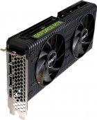 Palit PCI-Ex GeForce RTX 3060 Dual 12GB GDDR6 (192bit) (1777/15000) (3 x DisplayPort, HDMI) (NE63060019K9-190AD) - зображення 3